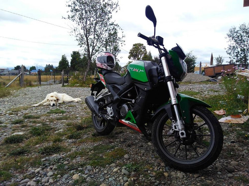 benelli tnt 25 año 2017 250 cc