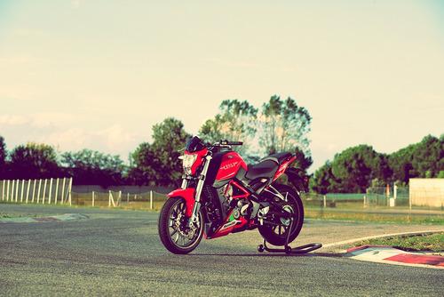 benelli tnt 25 naked  - ahora 12- arizona motos