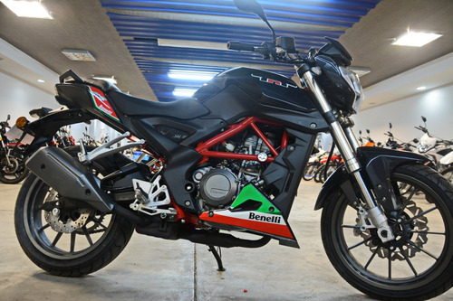 benelli tnt 25 naked financiada pronto motos