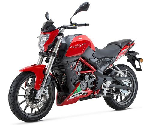 benelli tnt 250 (2018) arizona motos