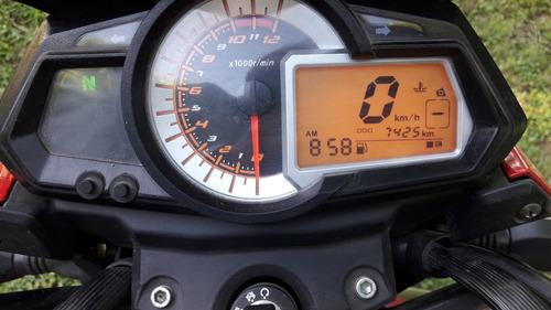 benelli  tnt 250 cc, 2017 7.500 kms