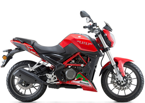 benelli tnt 250 naked