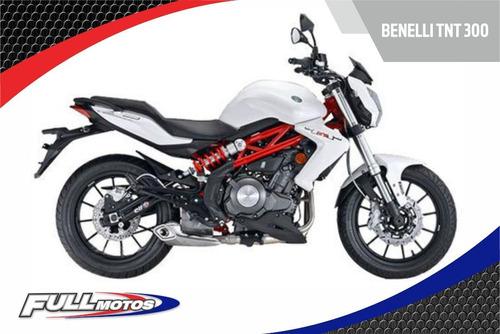 benelli tnt  300 - 0 km 2017 - pre venta! full motos