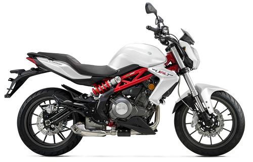 benelli tnt 300 lanzamiento delcar motos