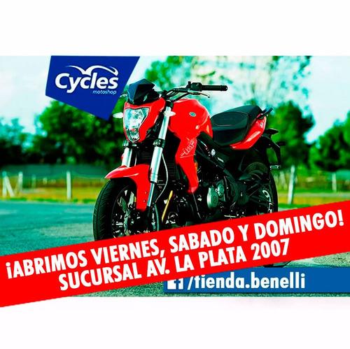benelli tnt 300 moto 0km cycles el mejor precio