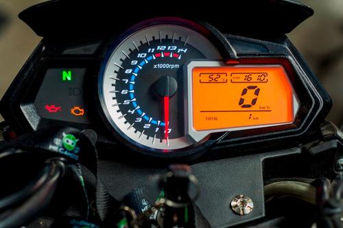 benelli tnt 300 moto italiana con 38 hp inyección megamoto