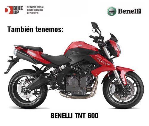 benelli tnt 300 - permutas - 36 cuotas - bike up