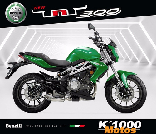 benelli tnt 300 stock! = c/pirelli 160 y 120