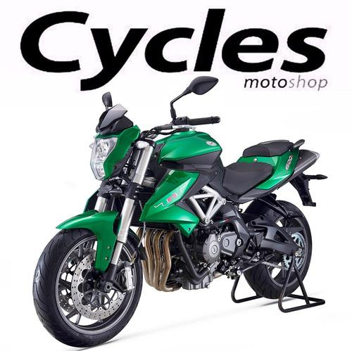 benelli tnt 600 cc. financiala hasta 36 cuotas fijas cycles