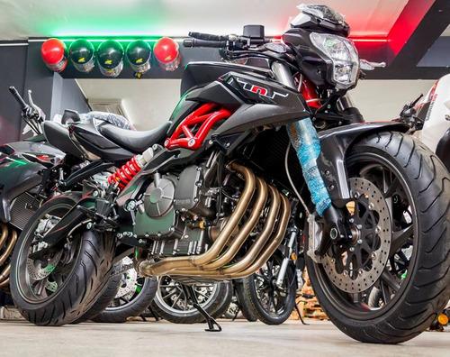 benelli tnt 600 naked promo contado 600cc italiana