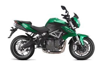benelli tnt 600 s naked verde entrega inmediata
