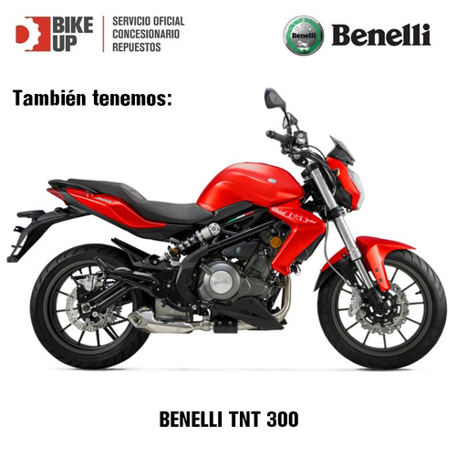 benelli tnt15 150 - gest emp gratis - 36 cuotas - bike up