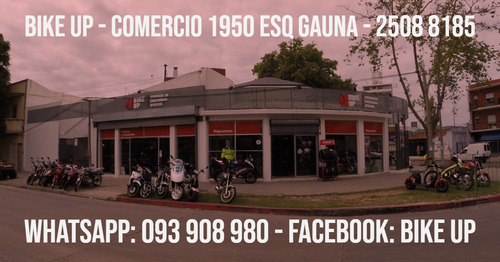 benelli tnt25 - 100% financiada 60 cuotas - casco gratis