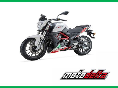 benelli tnt25 250  0km moto delta descuento contado