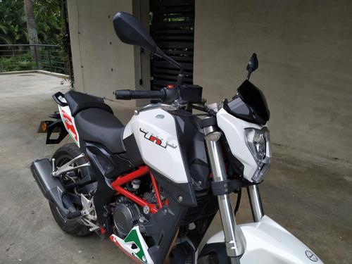 benelli tnt25 250 cc inyeccion electronica