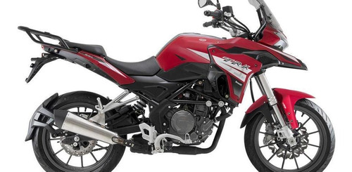 benelli trk 251 con abs