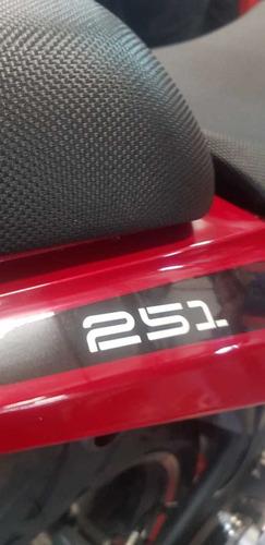 benelli trk 251 st  entrega ya!!! *4..