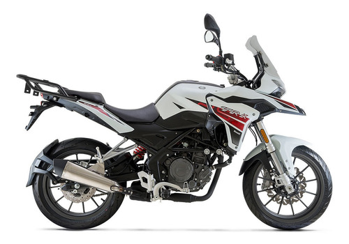 benelli trk 251 st touring con abs 250cc