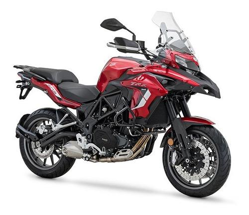 benelli trk 502  0km ahora 12 18  riccia motos