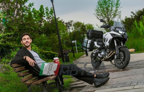 benelli trk 502  0km touring riccia motos