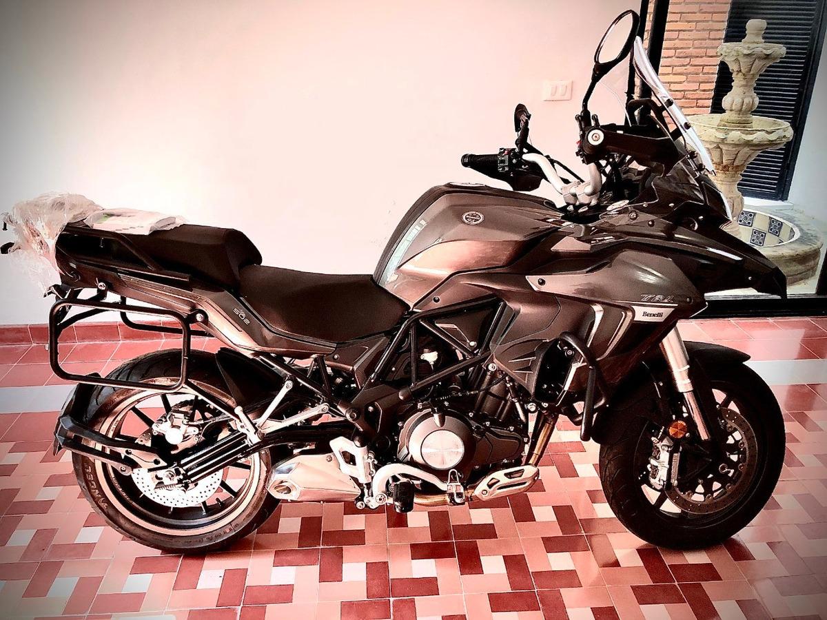 Benelli TRK 502 X 2019 | Fiche technique | Moto Algérie