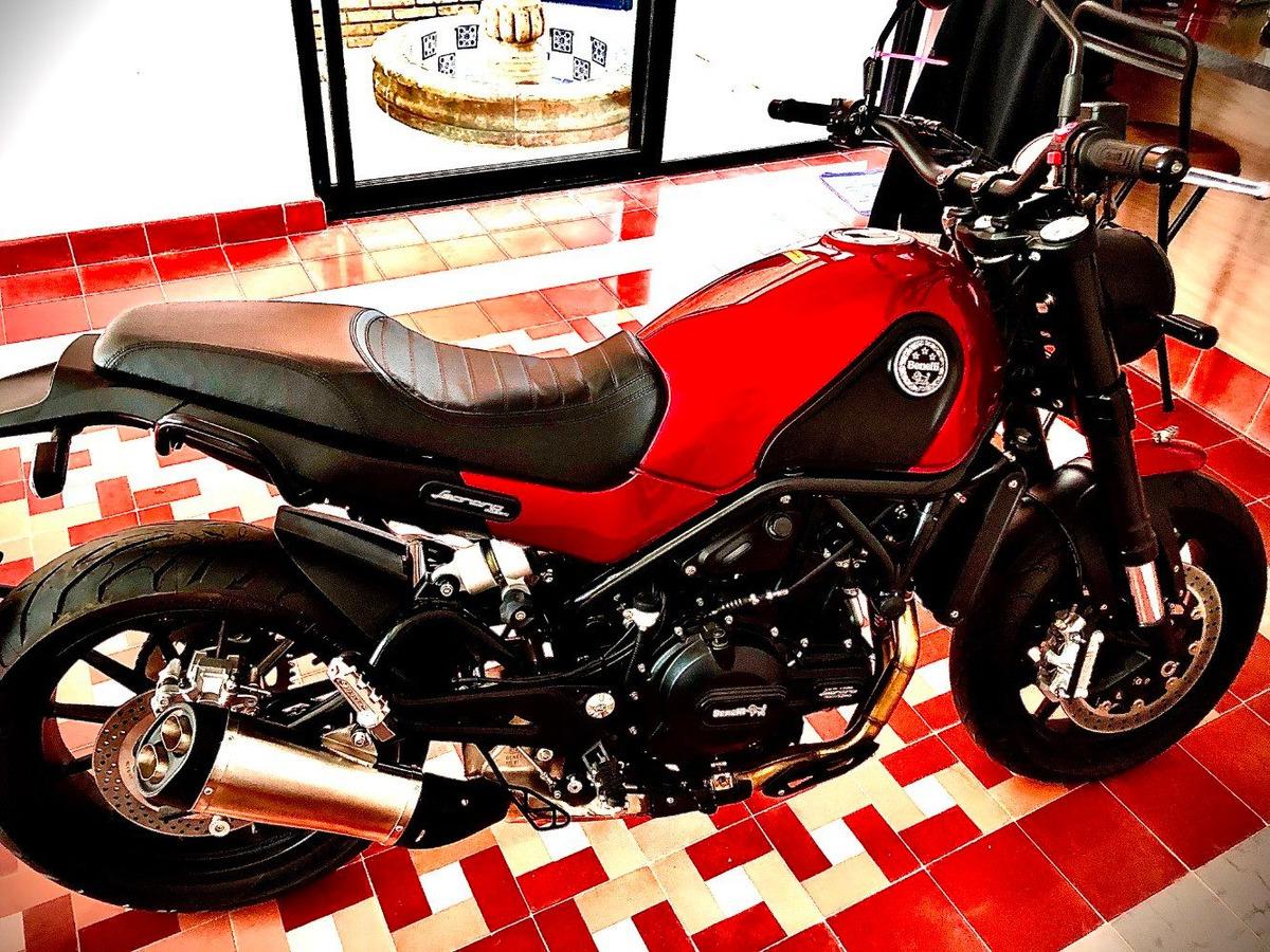 2019 TRK 502 X ABS Benelli Adventure Bike - Review Specs