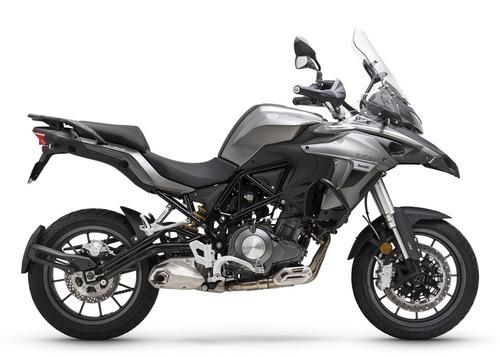 benelli trk 502 60 cuotas o 50% en 36 tasa 0% delcar motos