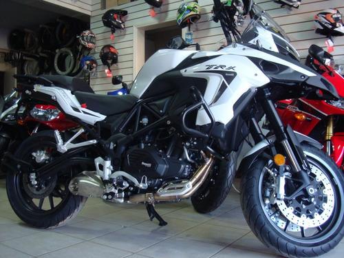 benelli trk 502 new