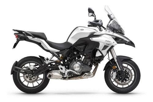 benelli trk 502 touring abs shad agente oficial benelli 502