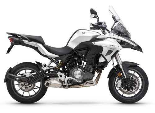 benelli trk 502 touring abs shad agente oficial benelli