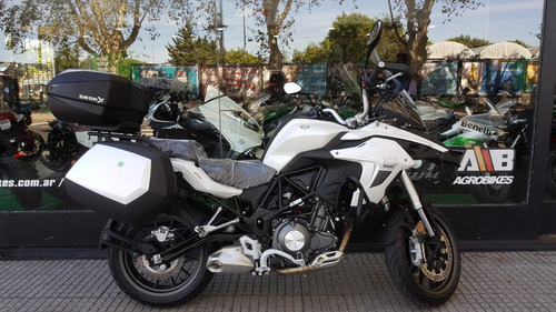 benelli trk 502 touring abs, shad (nc 750, bmw gs 800)