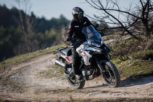 benelli  trk  502 x 0km entrega inmediata moto delta tigre