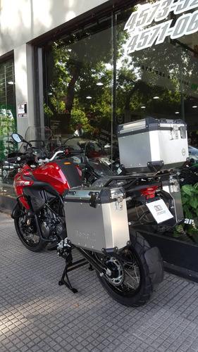 benelli trk 502 x abs totalmente equipada entrega inmediata