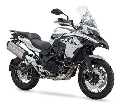 benelli trk 502 x trail abs, new gris agrobikes/*/*//