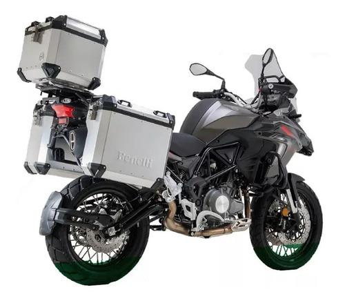 benelli trk 502x abs equipada baules aluminio 2020