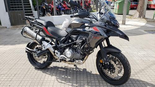 benelli trk502 x - 500cc doble propósito permutas financia0%