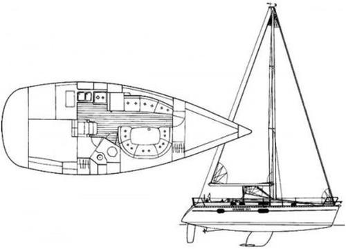 beneteau oceanis 351 velero