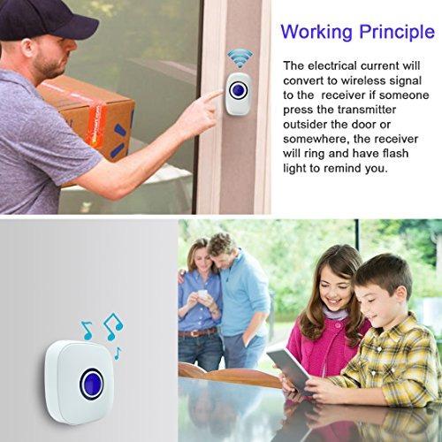 beneve anillo video wifi inteligente timbre 720p hd cámara d