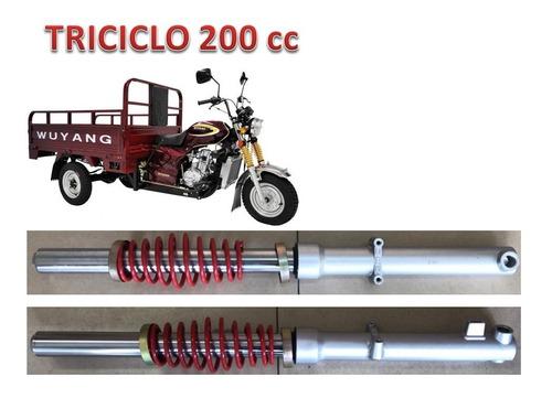 bengala par do triciclo wuyang refrigeração a agua shineray