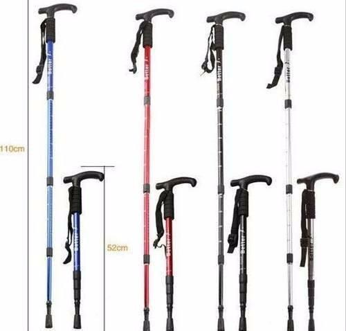 bengala retratil ajustavel de aluminio para idosos e bastao