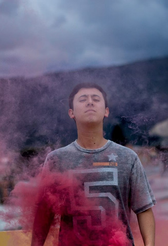 bengalas de humo