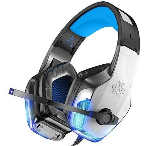 bengoo x40 gaming headset para xbox one ps4 pc controller ca