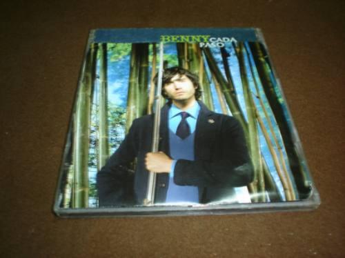benny - cd single - cada paso bfn