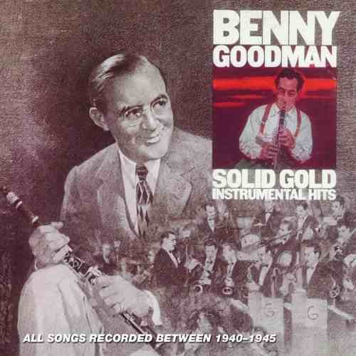 benny goodman - plays solid gold instrumental hits - cd