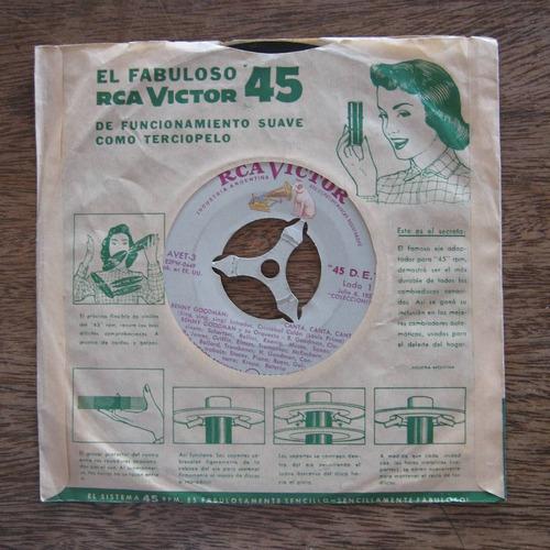 benny goodman - vinilo ep