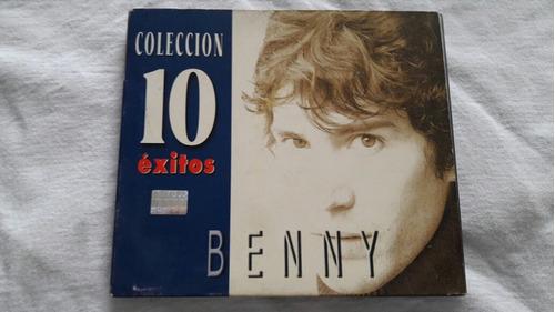 benny ibarra cd colección 10 thalia sasha y erik timbiriche