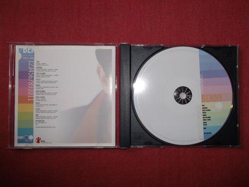 benny ibarra - todo o nada cd nac ed 2001 mdisk