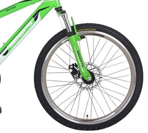 benotto montaña bicicleta