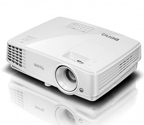 benq audio proyector