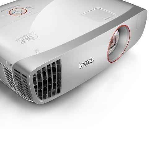 benq proyector w1210st cine en casa modo juego tiro corto